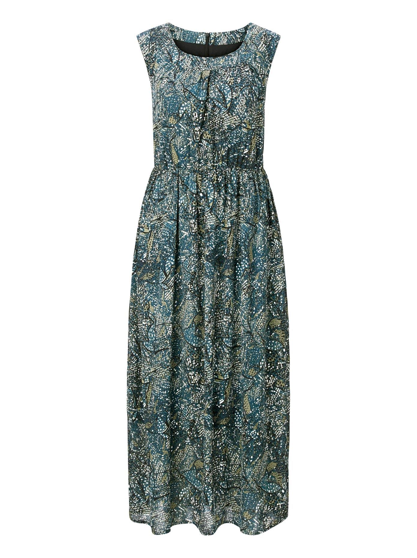 Classic Inspirationen Kleid in fließender luftiger Georgette-Qualität