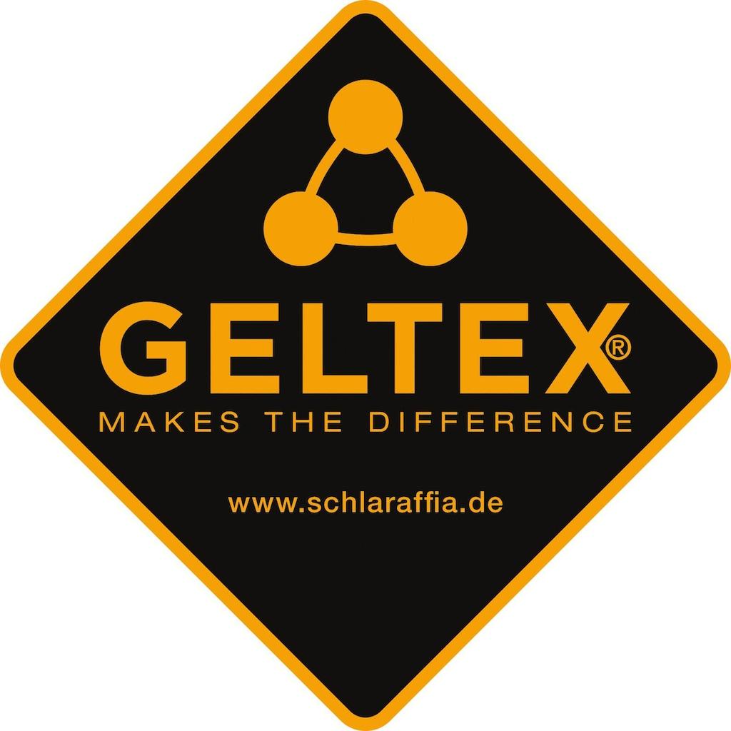 Schlaraffia Taschenfederkernmatratze »GELTEX® Quantum Touch 260 TFK«, (1 St.), 90 Nächte Probeschlafen!*
