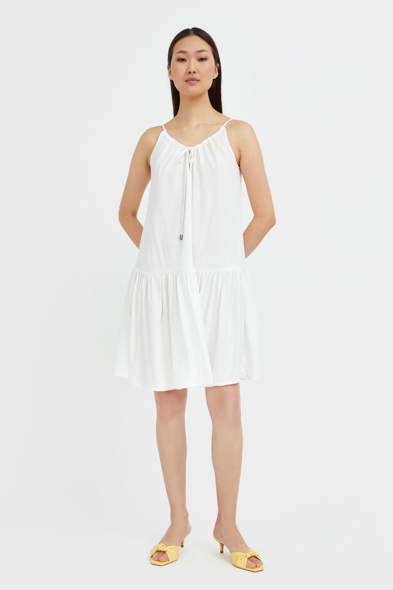 finn flare -  Jerseykleid, in A-Linie