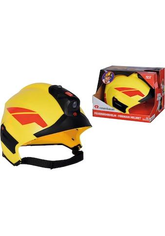 SIMBA Spielzeug-Helm »Feuerwehrhelm Rosenbauer«, mit Licht kaufen