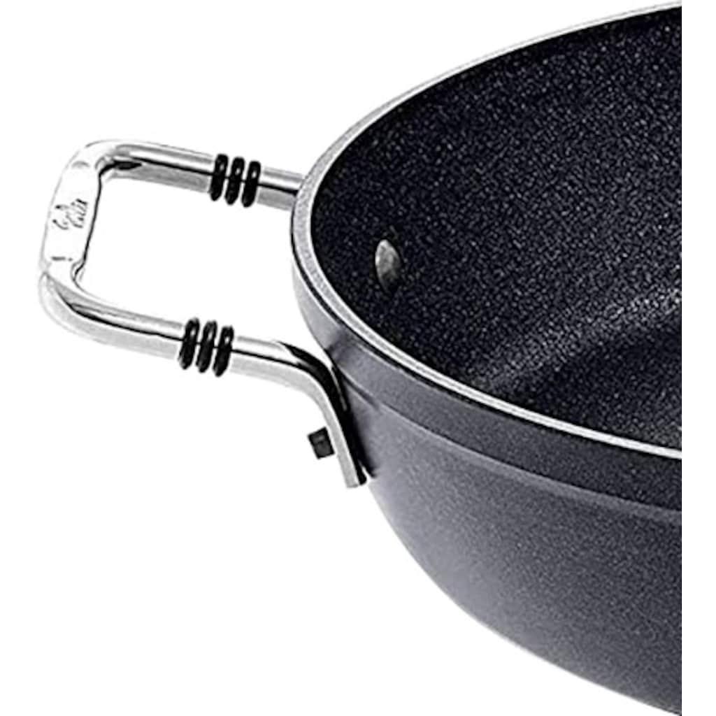Fissler Servierpfanne »adamant® Servierpfanne«, Aluminium, (1 tlg.), mit ergonomischem Griff