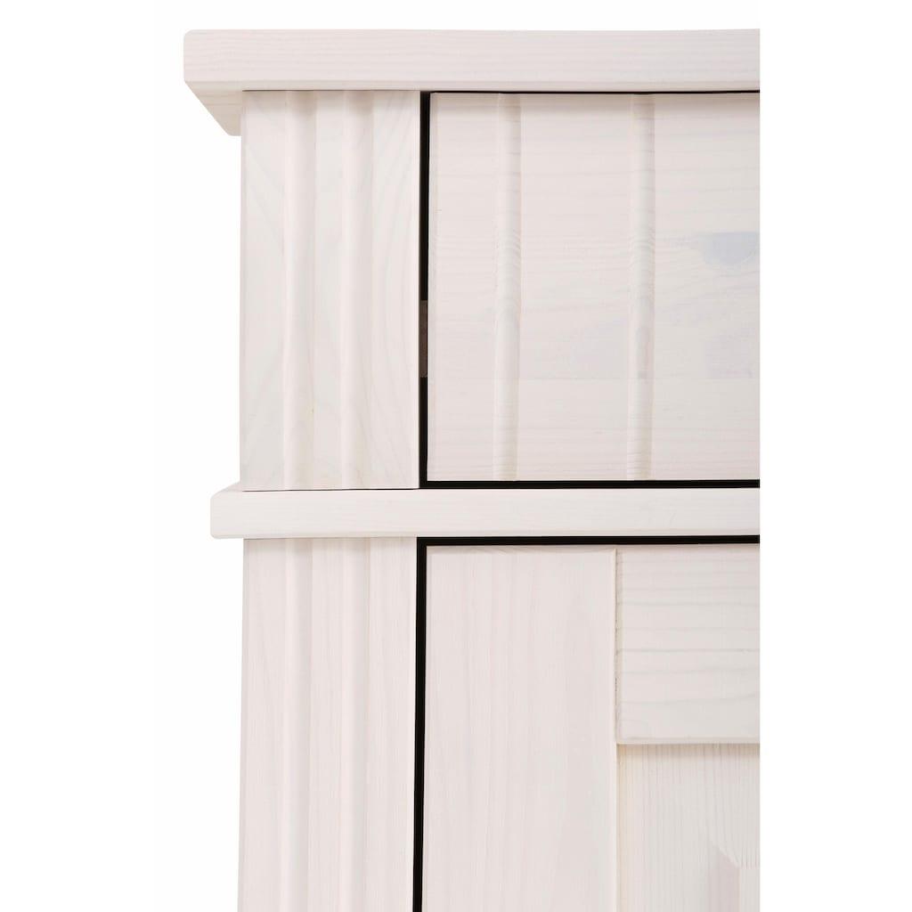Home affaire Sideboard »Teresa«, 4-türig, Breite 154 cm