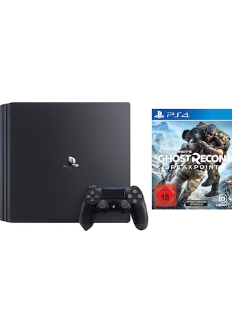 PlayStation 4 Pro (PS4 Pro) (Bundle, inkl. Tom Clancy's Ghost Recon Breakpoint) kaufen
