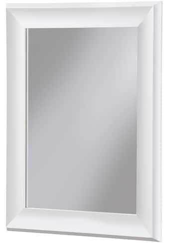 WELLTIME Badspiegel »Mira«, Spiegel weiß, 40 x 50 cm kaufen