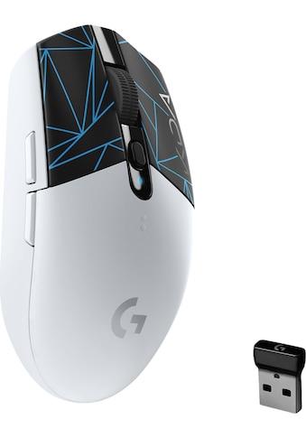 Logitech G Gaming-Maus »G305 Kabellose LIGHTSPEED«, kabellos kaufen