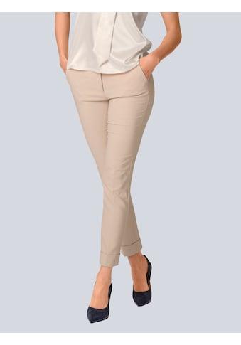 Alba Moda Anzughose, in softer Anzugware kaufen