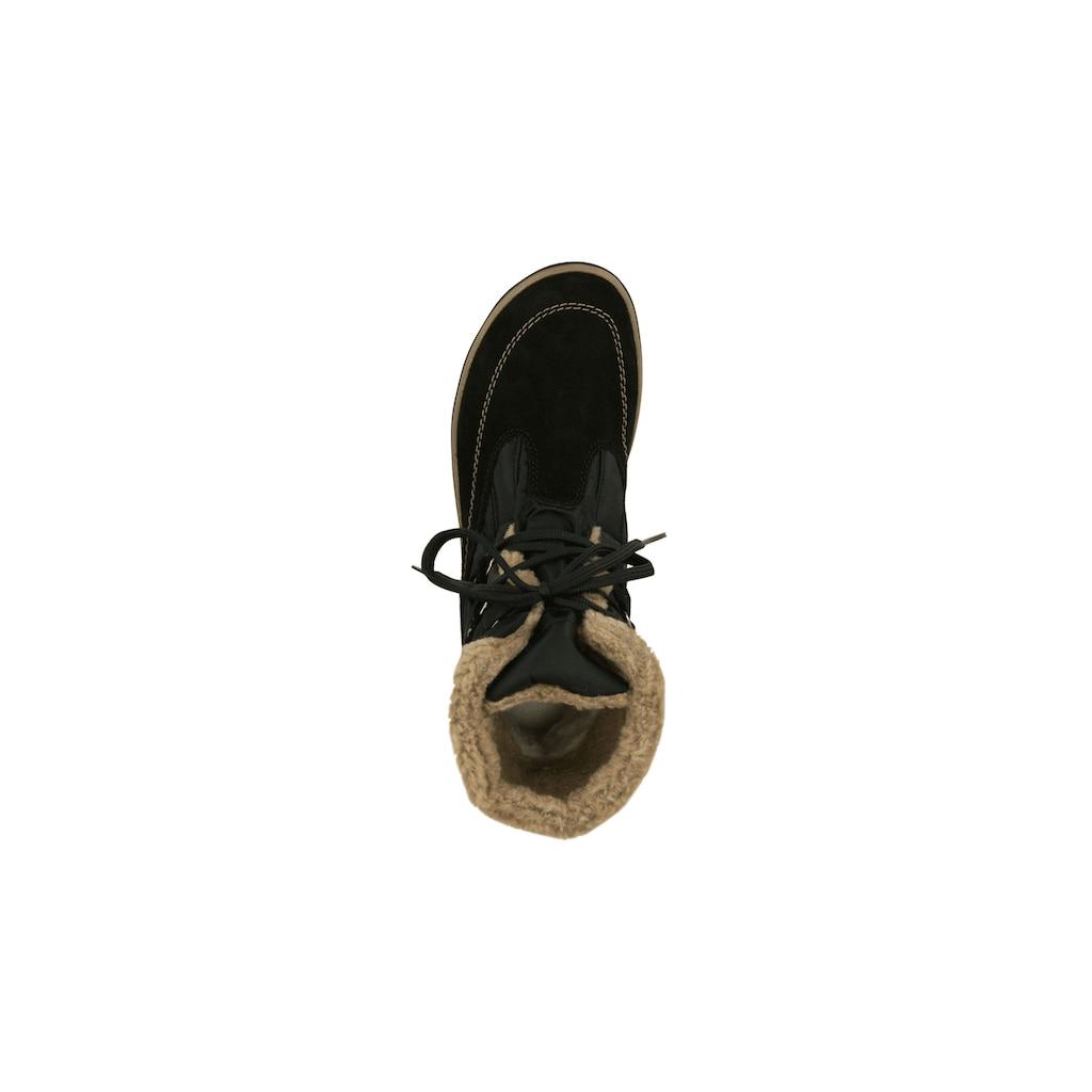 Natural Feet Stiefel »Edura«, mit guter Atmungsaktivität