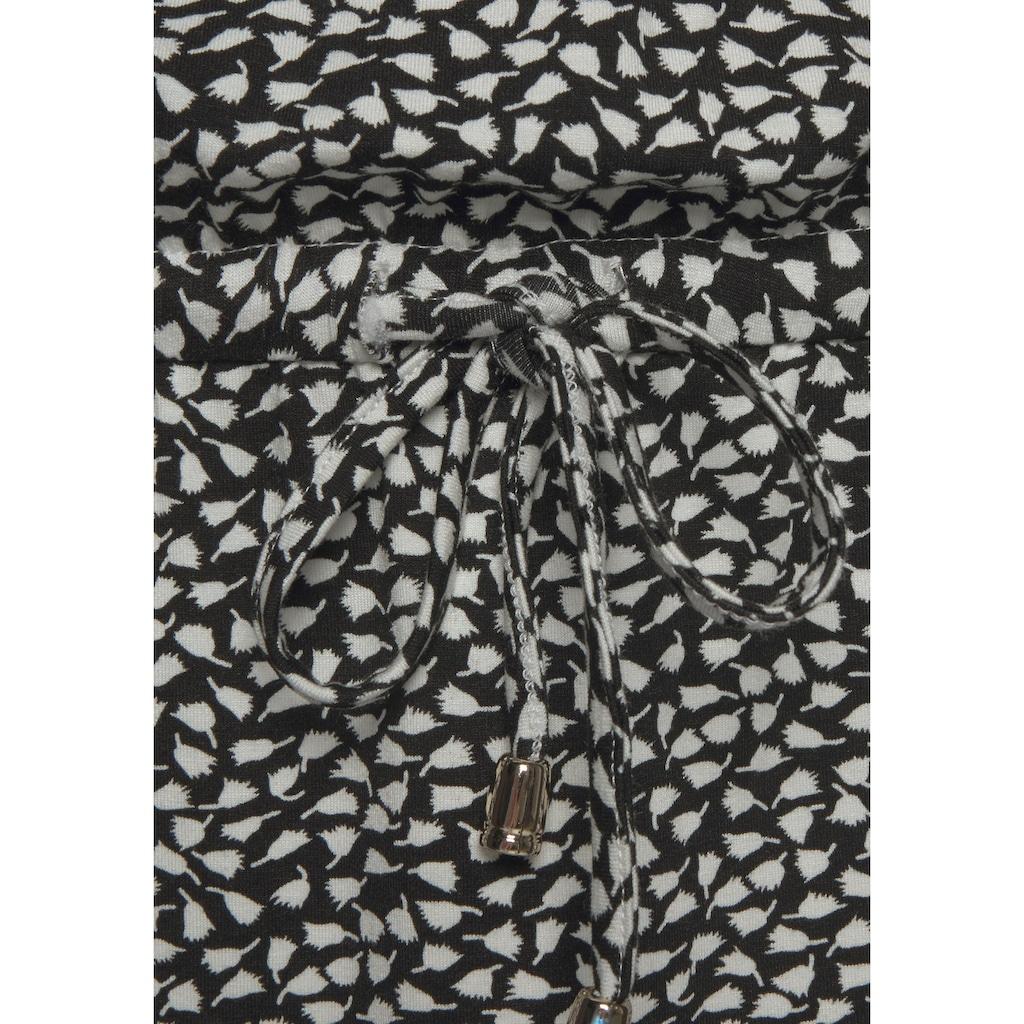 s.Oliver Beachwear Sommerkleid, mit Reißverschluss