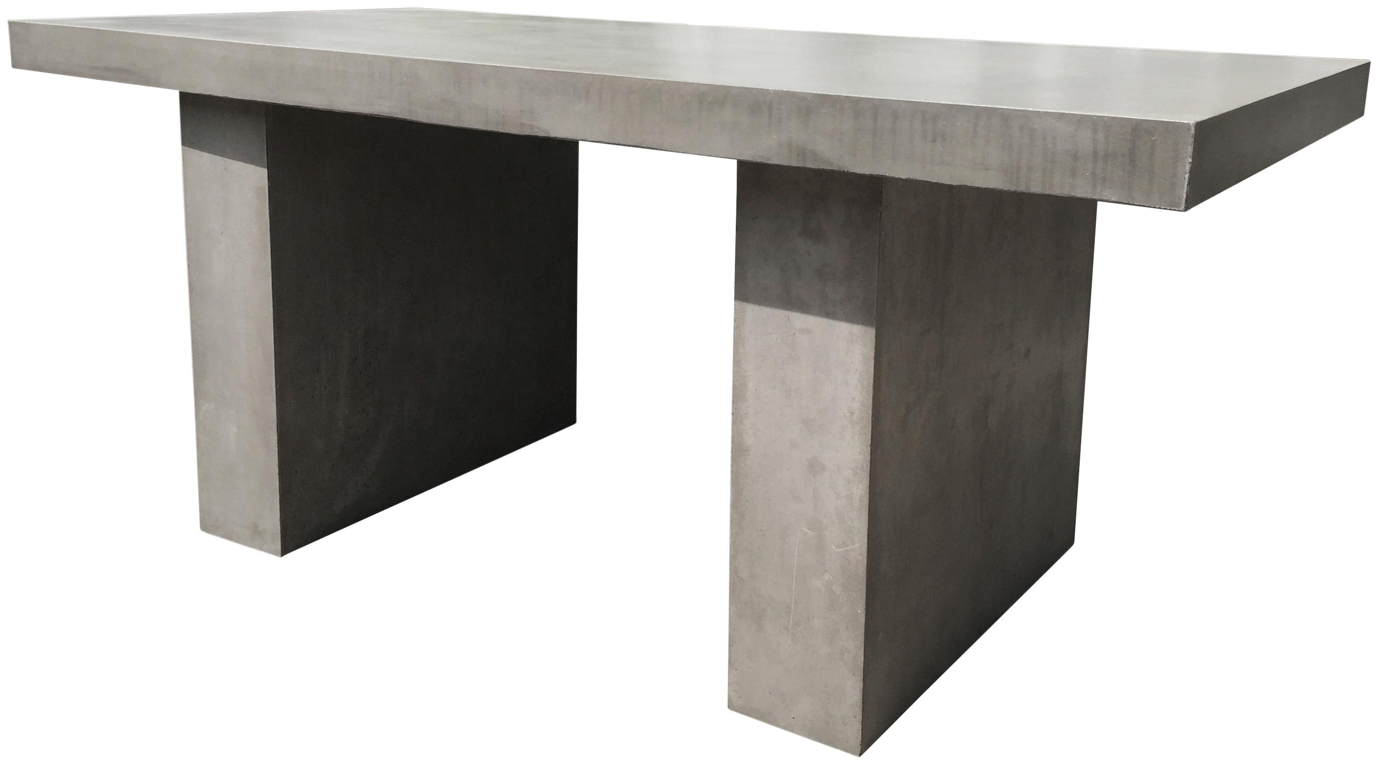 ANDIAMO Gartentisch Gravis 3-tlg Beton Maße (B/H/T) 90x76x180 cm