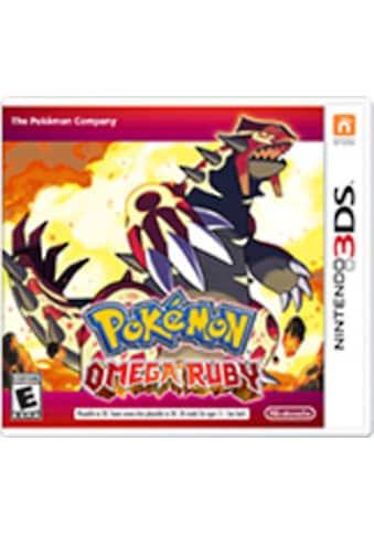 Nintendo 3DS Spiel »Pokémon Omega Rubin«, Nintendo 3DS kaufen