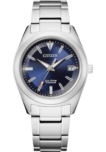 Citizen Titanuhr »Super Titanium, FE6150 - 85L« kaufen