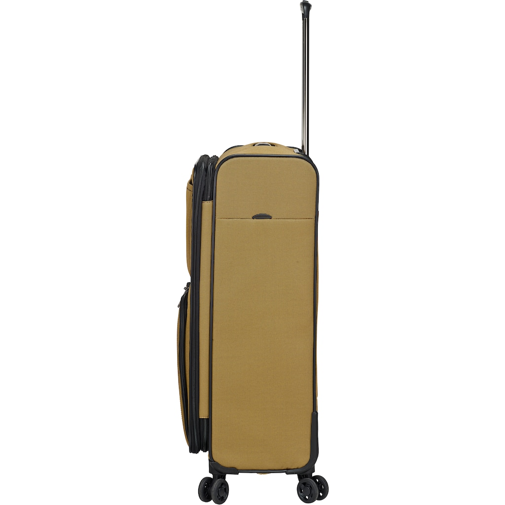 Stratic Weichgepäck-Trolley »Bendigo Light, 72 cm«, 4 Rollen