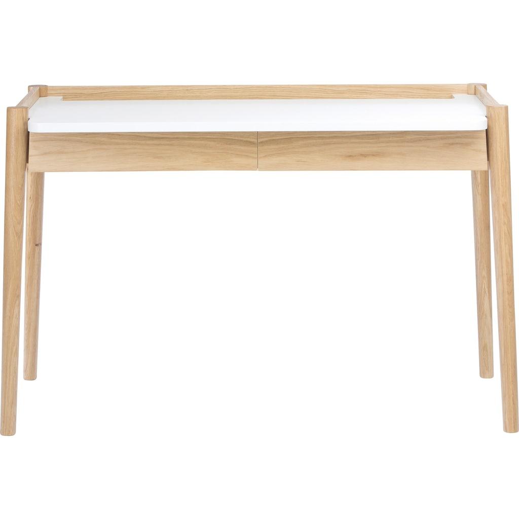 Woodman Schreibtisch »Feldbach«, im schlichten skandinavischen Design