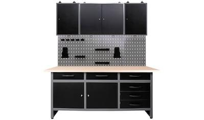 ONDIS24 Werkstatt-Set, 160 cm kaufen