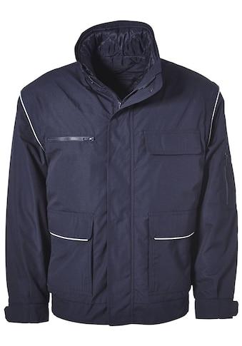 Pionier ® workwear Wetterschutz - Blouson Herren mit Reflexbiese kaufen