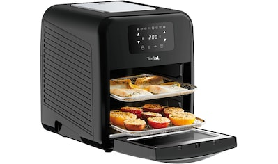 Tefal Heissluftfritteuse »FW5018 Easy Fry Oven & Grill«, 9 in 1; 7 Zubehörteile; 11 L;... kaufen