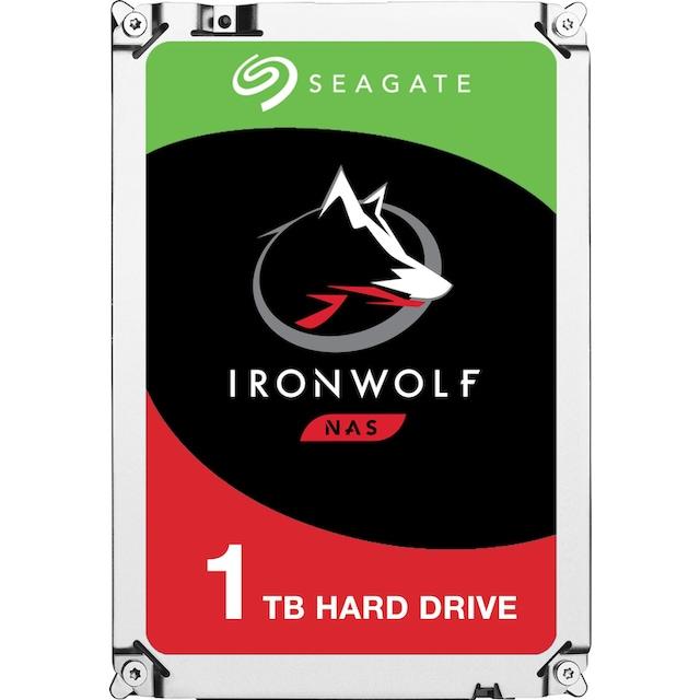 Seagate »IronWolf« HDD-NAS-Festplatte 3,5 ''