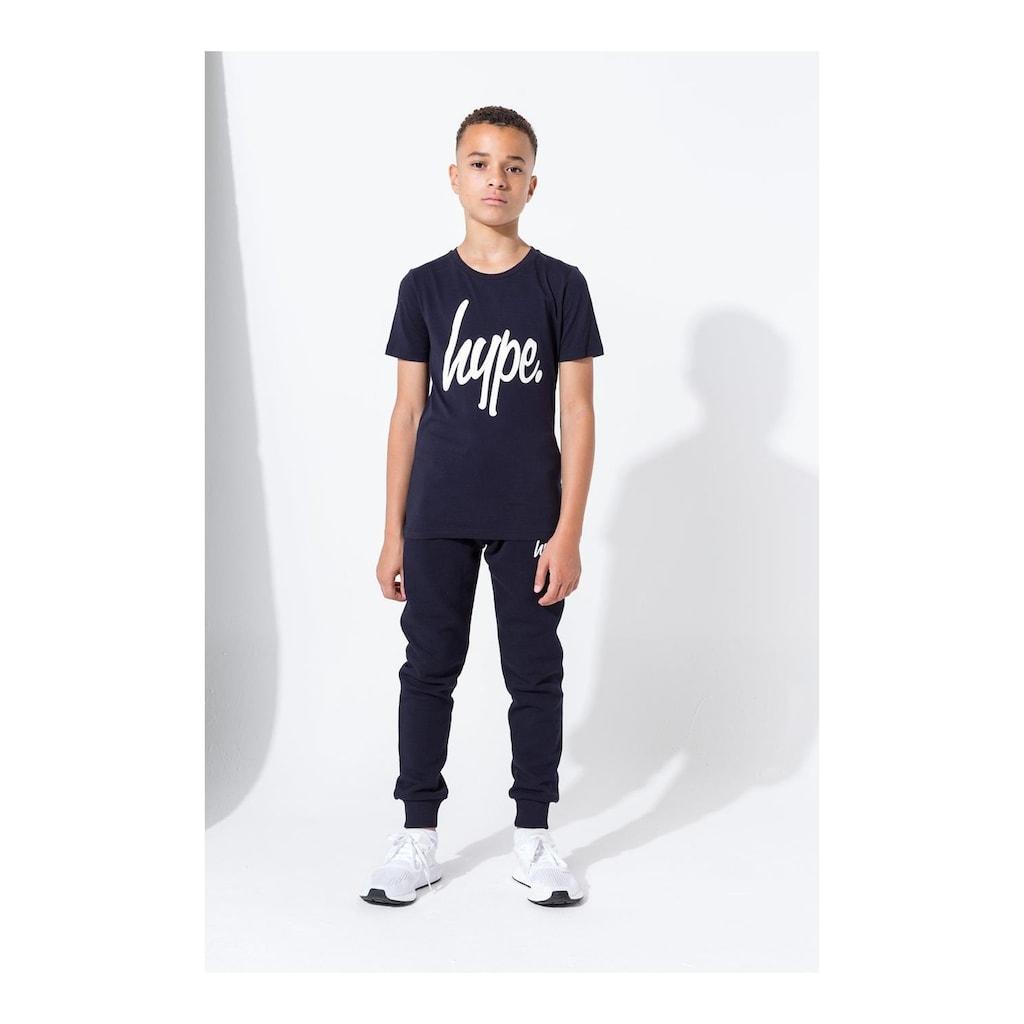 Hype T-Shirt »Kinder mit Logo-Aufdruck«