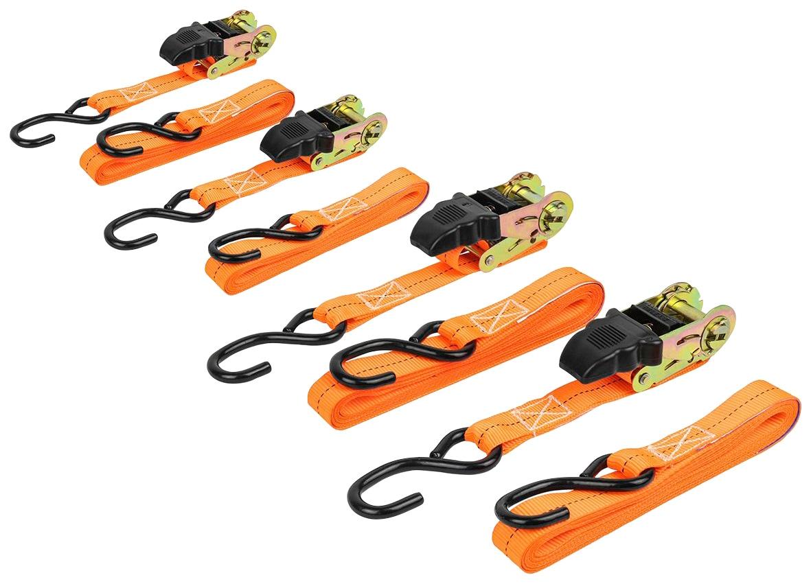 LAS Spanngurt orange Auto-Aufbewahrung Autozubehör Reifen