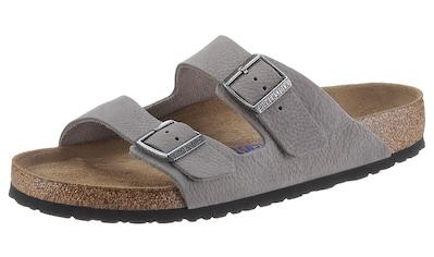 Birkenstock Pantolette »Arizona Tumbled« kaufen