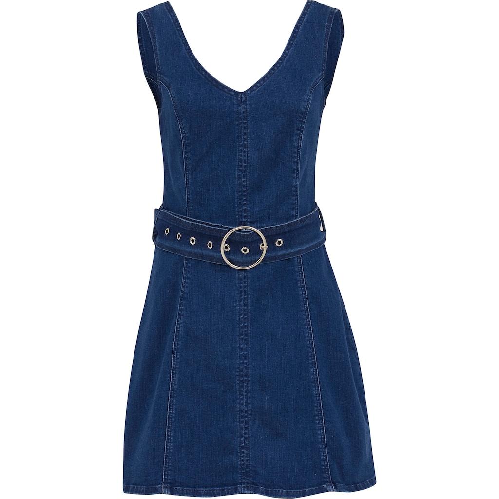 LTB Sommerkleid »BRIELLA«, mit Gürtel