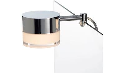 Spiegelleuchte »LED Aufsatzleuchte Garonne«, Ø8 cm kaufen