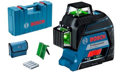 Bosch Professional Linienlaser »GLL 3-80 G«, Messbereich: 30m kaufen