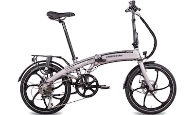 Chrisson E - Bike »Efolder«, 8 Gang Shimano Acera RD - M360 Schaltwerk, Kettenschaltung, Heckmotor 250 W kaufen