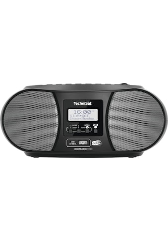 TechniSat Boombox »Digitradio 1990 Stereo-«, (Bluetooth FM-Tuner-Digitalradio (DAB+),... kaufen