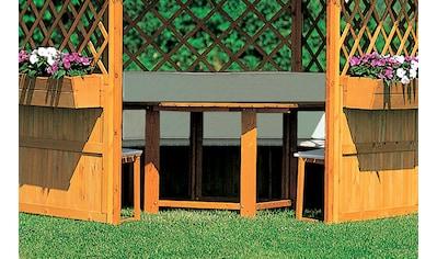 PROMADINO Möbelsitzgruppe , für Pavillon »Marburg« kaufen