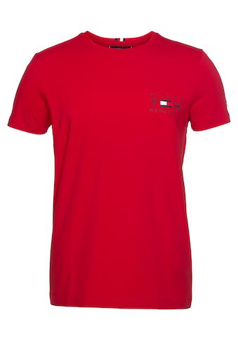 Tommy Hilfiger T-Shirt »STRETCH SLIM CORP TEE« kaufen
