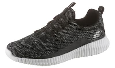 Skechers Slip-On Sneaker »Elite Flex West«, mit praktischem Gummizug kaufen