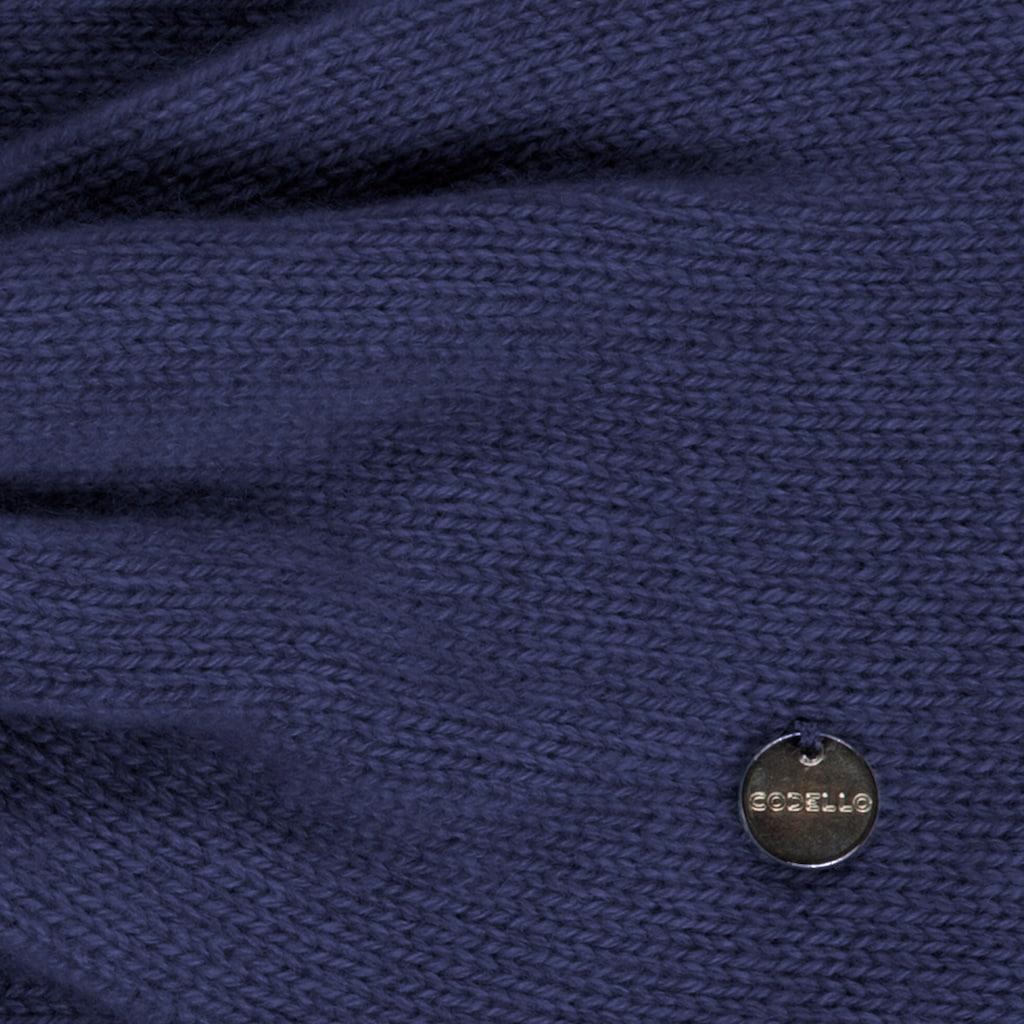 Codello Premium Stirnband aus reinem Kaschmir