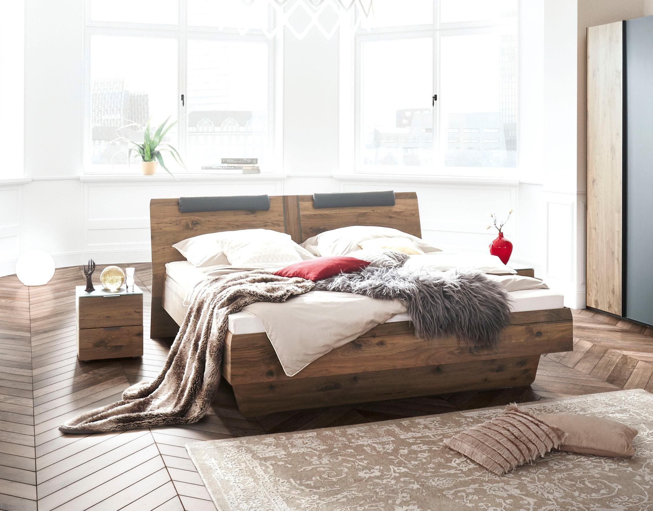 THIELEMEYER Massivholzbett Sleep