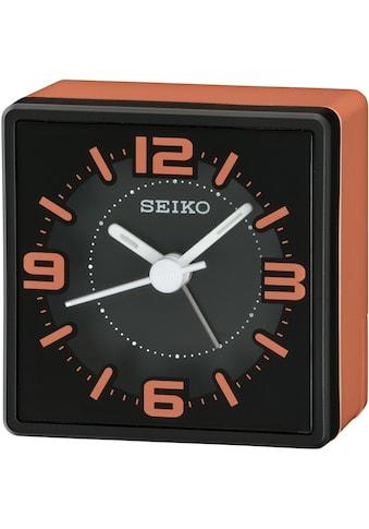 Seiko Quarzwecker »Seiko Wecker LumiBrite, QHE091B« kaufen