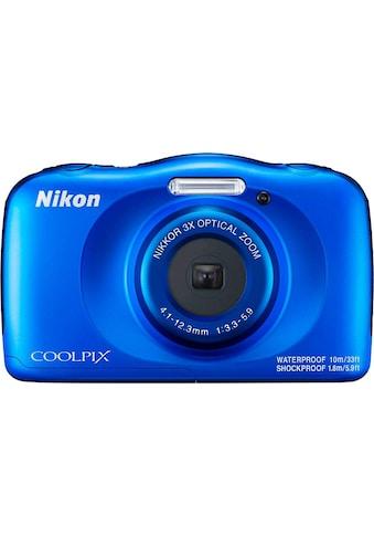 Nikon »Coolpix W150« Outdoor - Kamera (13,2 MP, 3x opt. Zoom, Bluetooth) kaufen