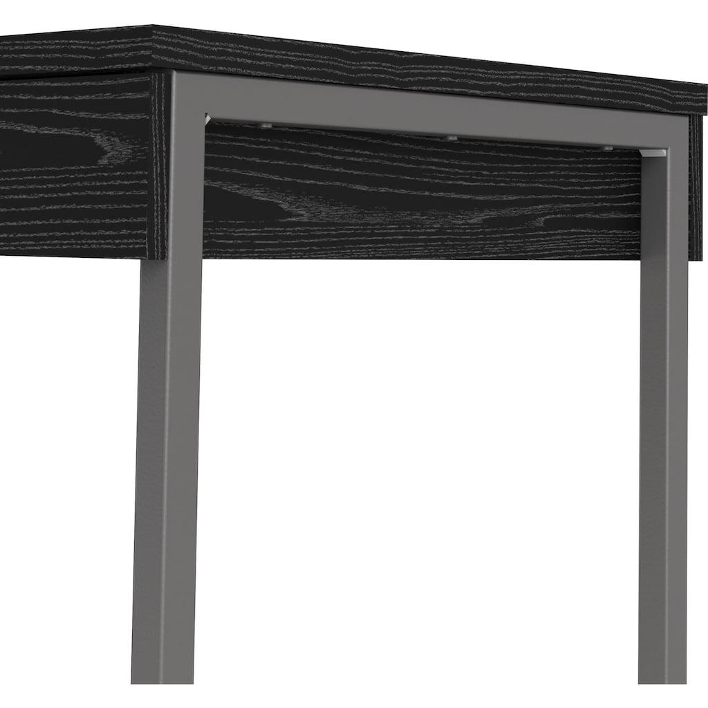 Home affaire Schreibtisch »Plus«, mit vielen Stauraummöglichkeiten, zeitloses Design
