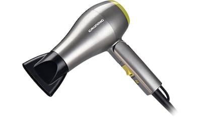 Grundig Reisehaartrockner HD 1800, 1200 Watt, Aufsätze: 1 kaufen