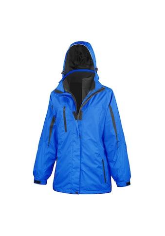 Result 3-in-1-Funktionsjacke »Damen Journey 3 In 1 Softshell-Jacke mit Kapuze« kaufen