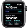 Apple Watch »SE GPS, Aluminiumgehäuse mit Sportarmband 40mm«, (inkl. Ladestation (magnetisches Ladekabel)