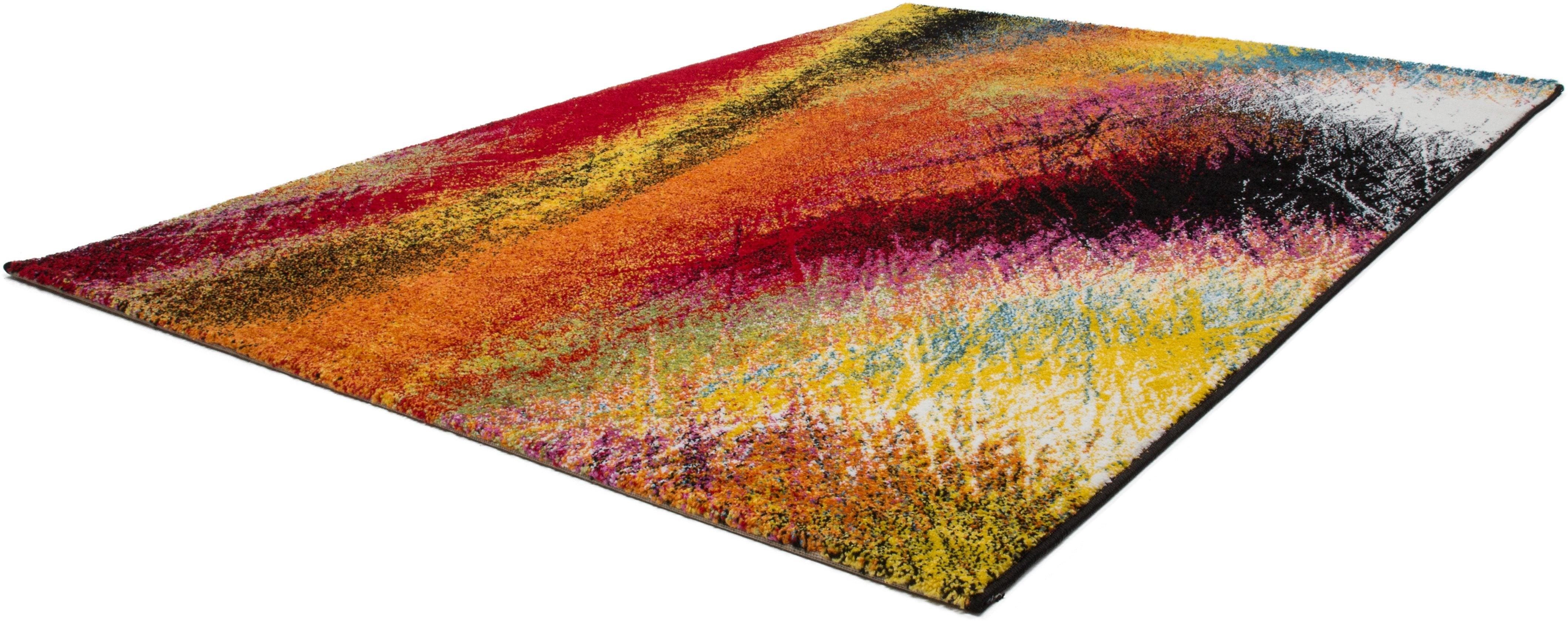 Teppich Lima 300 LALEE rechteckig Höhe 15 mm maschinell gewebt