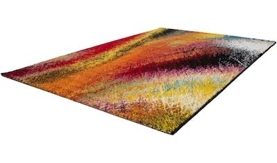 LALEE Teppich »Lima 300«, rechteckig, 15 mm Höhe, Wohnzimmer kaufen