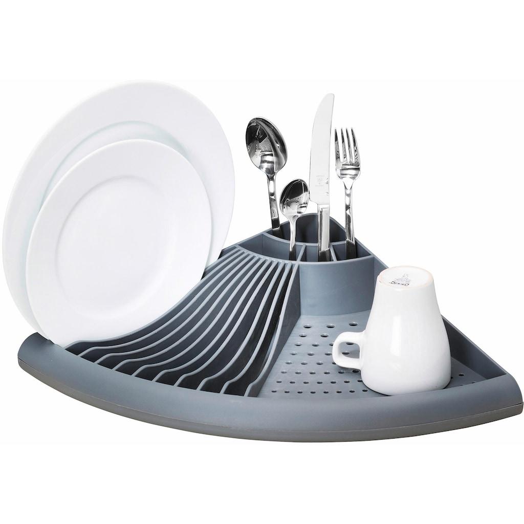 WENKO Geschirrständer, (Set, 2 tlg.), speziell für Küchenecken