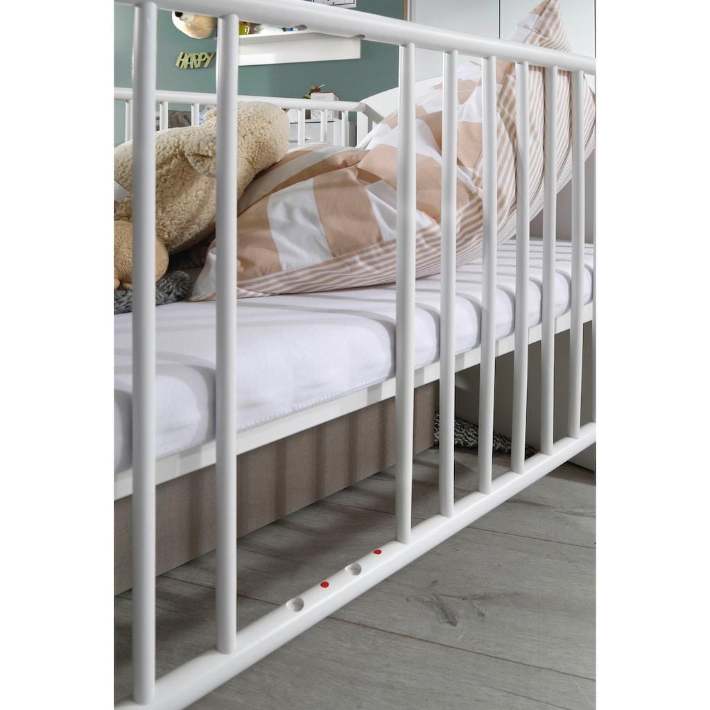 rauch ORANGE Babybett »Macau«, mit Schlupfsprossen