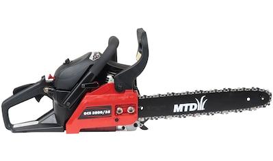 MTD Benzin - Kettensäge »GCS 3800/35«, 35 cm Schwertlänge kaufen