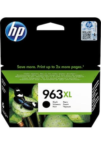 HP Tintenpatrone »hp 963XL Original Schwarz«, (1 St.) kaufen