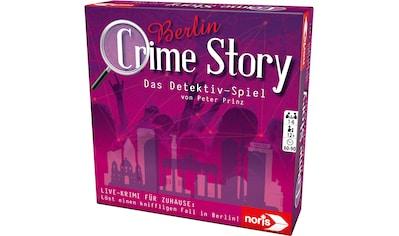 Noris Spiel »Crime Story - Berlin«, Made in Germany kaufen