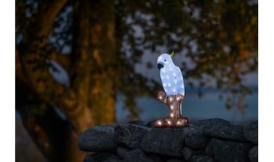 KONSTSMIDE LED Acryl Papagei kaufen