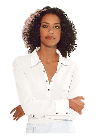 Inspirationen Langarm-Poloshirt kaufen