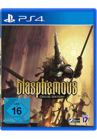 PlayStation 4 Spiel »Blasphemous Deluxe Edition«, PlayStation 4 kaufen